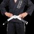 Пояс для кимоно Hardcore Training Premium - White