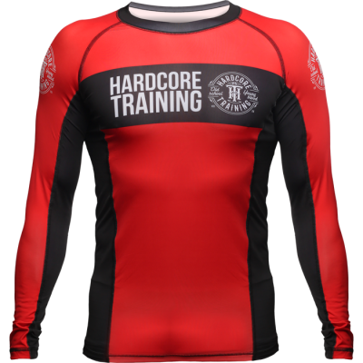 Рашгард Hardcore Training Recruit - Red