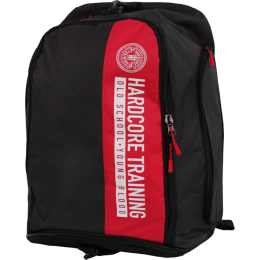 Cумка-рюкзак Hardcore Training Graphite Black/Red