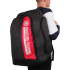 Cумка-рюкзак Hardcore Training Graphite Black/Red