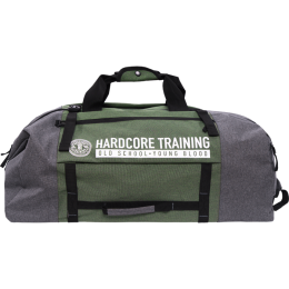 Сумка-рюкзак Hardcore Training Graphite/Olive
