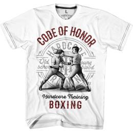 Футболка Hardcore Training Code Of Honor