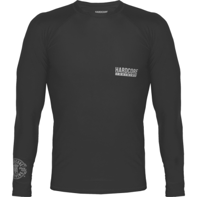 Рашгард Hardcore Training Available - Black