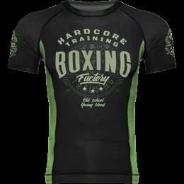 Рашгард Hardcore Training Boxing Factory 2.0 SS