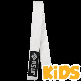 Детский пояс для кимоно Jitsu - White