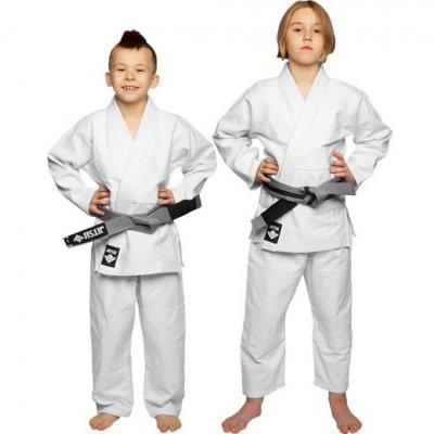 Детское ги для БЖЖ Jitsu Puro - White