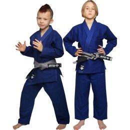 Детское ги для БЖЖ Jitsu Puro Blue