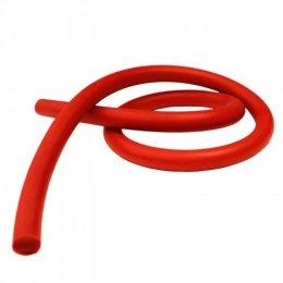 Резиновый жгут. Цельный d-15 мм - красный