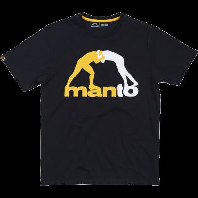 Футболка Manto Logo - Black
