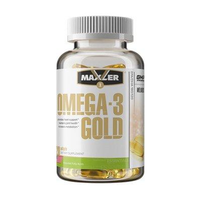 Омега 3 Maxler Omega 3 gold 240 капс.