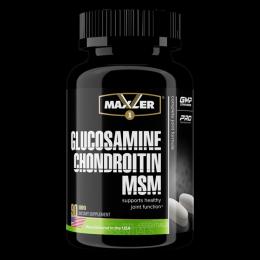 Для суставов и связок Maxler Glucosamine Chondroitin MSM 90 таб.
