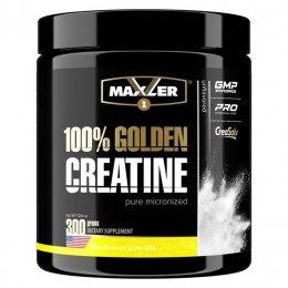 Креатин моногидрат Maxler 100% Golden Сreatine 300 гр.