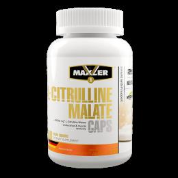 Цитрулин Maxler L-Citrulline Malate 90 капс.