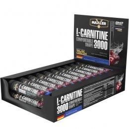 Л - карнитин Maxler L-Carnitine Comfortable Shape 3000 25 мл.