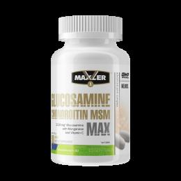 Для суставов и связок Maxler Glucosamine Chondroitin MSM MAX 90 таб.
