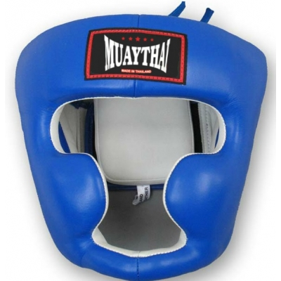 Шлем MUAY THAI - Blue