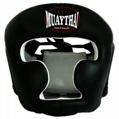 Шлем MUAY THAI - Black