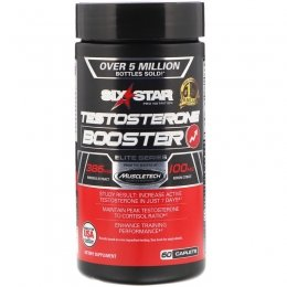 Тестобустер SIx Star Testosterone Booster 60 капс.