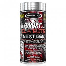 Жиросжигатель Muscletech Hydroxycut Hardcore Next Gen 100 капс.
