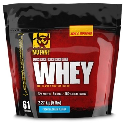 Протеин сывороточный Pvl Mutant Whey 2270 гр.