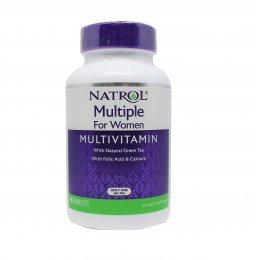 Витаминно- минеральный комплекс для женщин Natrol Multiple for Women 90 таб.
