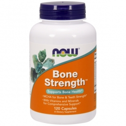 Now Bone Strength 120 капс.