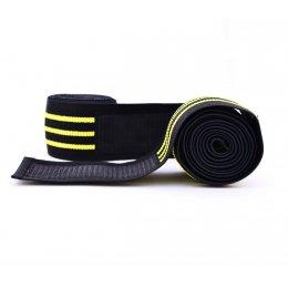 Бинты коленные с липучкой OnhillSport (2 м Средняя жесткость)