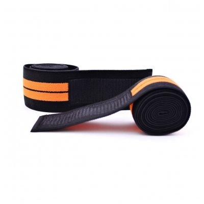 Бинты коленные с липучкой OnhillSport (2 м макс. жесткость)