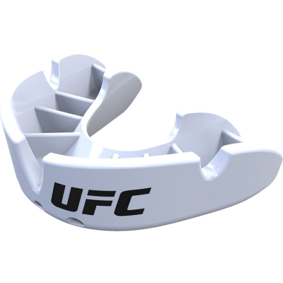 Капа Opro Bronze Level UFC - White
