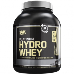 Гидроизолят Optimum Nutrition Platinum HydroWhey 1590 гр.