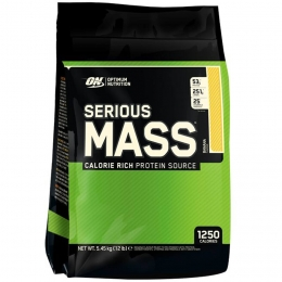 Гейнер Optimum Nutrition Serious Mass 5440 гр.