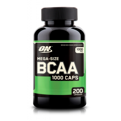 BCAA Optimum Nutrition 1000 200 капс.