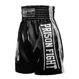 Шорты боксерские Prison Fight - Black
