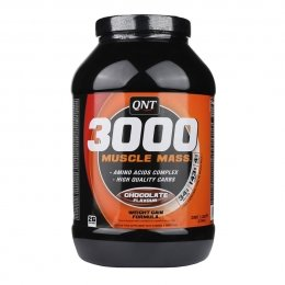 Гейнер QNT Muscle Mass 3000 1300 гр.