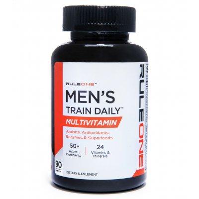 Витаминно-минеральный комплекс  R1 Men's Train Daily 90 таб.