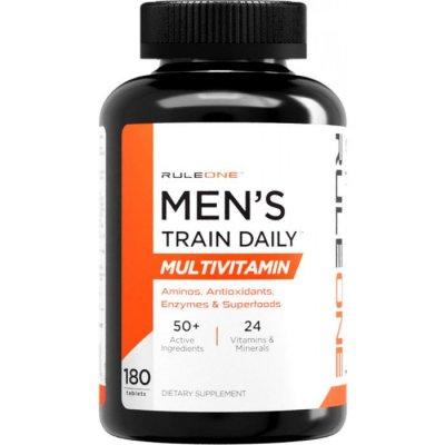 Витаминно-минеральный комплекс R1 Men's Train Daily 180 таб.