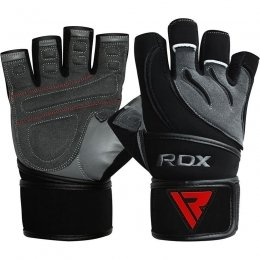Перчатки для фитнеса RDX Leather L4