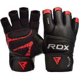 Перчатки для фитнеса RDX Leather L7
