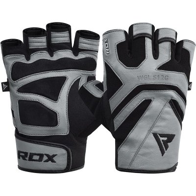 Перчатки для фитнеса RDX Leather S12