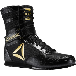 Боксёрки Reebok - Black/Gold