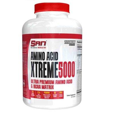 Аминокислоты комплексные San Amino Acid Xtreme 5000 320 таб.