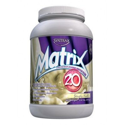 Протеин комплексный Syntrax Matrix 2.0 908 гр.
