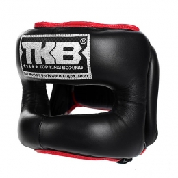 Шлем Top King Boxing - Black