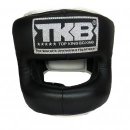Шлем Top King Boxing - Black/White