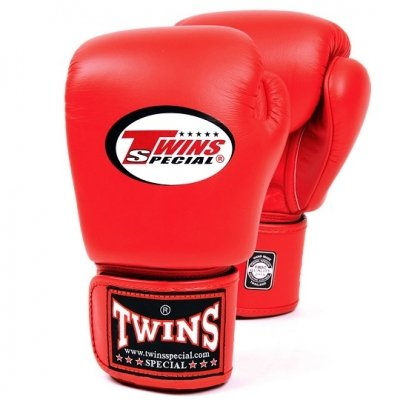 Перчатки боксерские TWINS BGVL-3 - Red