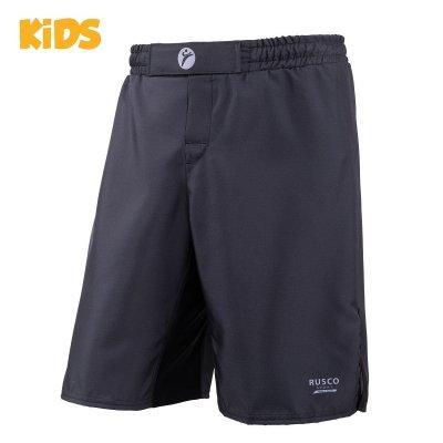 Детские шорты ММА Rusco Sport Only Black