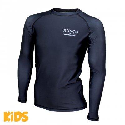 Детский рашгард Rusco Sport Only - Black