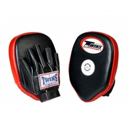 Лапы Twins PML-3 - Black/Red