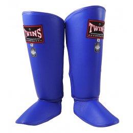 Защита голени Twins SGL-2 - Blue