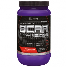 BCAA Ultimate Nutrition Flavored BCAA Powder 12000 457 гр